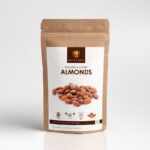 Roasted & Salted Almonds (250g) F