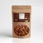rosted & salted Almonds 500g B